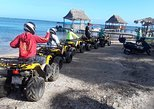 Roatan Monkey and Sloth Hangout plus ATV Adventure. Roatan, Honduras
