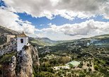 Guadalest & Algar springs. Alicante, Spain