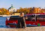 Paradas del paseo en barco con paradas libres por Estocolmo,