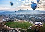 Excursão de dois dias pela Capadócia com passeio de balão de ar quente opcional. Istambul, TURQUIA