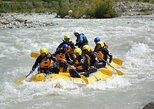 Valais Switzerland - White Water Rafting. Zermatt, Switzerland