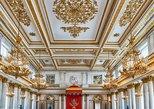 Excursão privada pelo Museu de Hermitage em São Petersburgo,