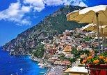 Salerno a Sorrento, Positano, Amalfi Excursión privada a la costa. Salerno, ITALIA
