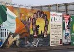 Excursão de táxi pelos Murais de Belfast. Belfast, IRLANDA