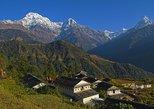 Ghandruk Trekking, Katmandu, NEPAL