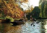 Christchurch praticados no rio com jardim botânico faça um upgrade. Christchurch, NOVA ZELÂNDIA