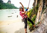 Half Day Rock Climbing Tour Railay Beach, Krabi, Krabi, Tailândia