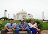 Taj Mahal Day Tour by Gatimaan Express Train. Agra, India