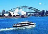 Crucero de café en el puerto de Sydney con opción premium,