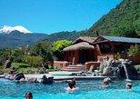 Viagem diurna de Quito para o banho termal no Spa Termas de Papallacta,