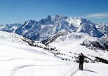 Dolomites Snowshoe Tour - One day private excursion nearby Cortina. Cortina d Ampezzo, ITALY