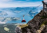 ALL TRANSPORT INCLUSIVE Mt. Pilatus Guided Golden Roundtrip Tour. Lucerna, Switzerland