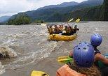 Half Day Rafting in Pastaza River. Ba�os, ECUADOR