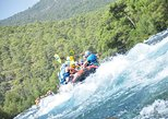 Whitewater Rafting Tour in Koprulu Canyon. Side, Turkey