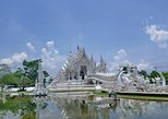 One Day Tour Chiang Rai, White Temple , Blue Temple, Black House (Private Tour). Chiang Mai, Thailand