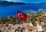 Private Boat Tour to Kekova and Sunken City From Antalya Incl.Transfer, Kas, TURQUIA