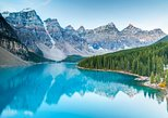 Summer Tour to Lake Louise, Moraine Lake & Yoho National Park from Calgary,