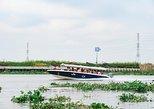 Excursión de la ciudad de Ho Chi Minh a los túneles de Cu Chi en lancha motora de lujo. Ho Chi Minh, VIETNAM