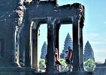 Excursão de dia inteiro nos templos de Angkor para grupos pequenos. Siem Reap, Camboja