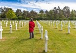 Normandy DDay Trip from Paris by train, Bayeux, FRANCIA