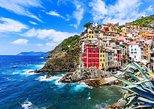 Excursão de dia inteiro para Cinque Terre com opção de almoço saindo de Florença. Florencia, Itália