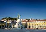 Excursão de um dia do Algarve para Lisboa, com Belém e Castelo de São Jorge. Albufeira, PORTUGAL