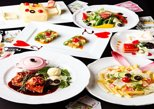 Robot Restaurant Show with Dinner at 'Alice in Wonderland' Themed Restaurant, Tokyo, JAPAN