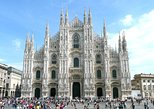 Full-day Milan Sightseeing Tour from Lake Garda. Brescia, ITALY
