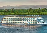 Cairo : 4-Days Nile Cruise Aswan to Luxor & Sleeper Train rounded trip. Guiza, Egypt