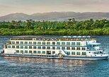 Cairo : 4-Days Nile Cruise Aswan to Luxor & Sleeper Train rounded trip. Cairo, Egypt