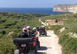 Gozo Half Day Quad Tour w/ Private Boat to Gozo (to avoid queuing), ,