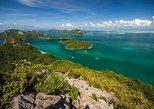 Recorrido de un día al Parque Nacional marino Ang Thong de Koh Samui con almuerzo. Koh Samui, TAILANDIA