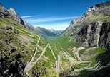 Andalsnes Shore Excursion: the Troll Road and Troll Wall. Andalsnes, NORWAY