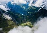 Excursión por la costa de Geiranger: Monte Dalsnibba y Carretera del Águila. Andalsnes, NORUEGA