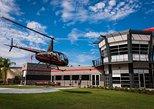 Passeio de helicóptero em Orlando saindo da área da International Drive. Orlando, FL, ESTADOS UNIDOS