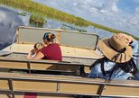 Everglades Nature Tour by Cruise, Hike, and Airboat with Lunch,