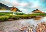 Loch Ness, Highlands, Excursão para grupos pequenos em Glencoe saindo de Edimburgo. Edimburgo, Escócia