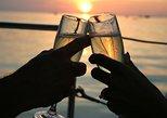 Crucero al atardecer con celebración con champán. Cayo Hueso, FL, ESTADOS UNIDOS