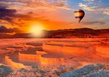 Pamukkale Hot Air Balloon Tours. Kusadasi, Turkey