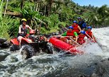 Bali ATV Ride and White-Water Rafting Full-Day Tour with Lunch. Seminyak, Indonesia