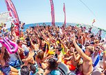 Fiesta en barco en Ibiza con todo incluido además de entrada gratuita a una discoteca. Ibiza, ESPAÑA