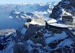 Escapada de un día al Monte Pilatus y Lucerna en invierno desde Zúrich. Zurich, SUIZA