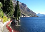 Varenna on the Como Lake, the Villa Monastero and the Patriarch's Greenway path, Bergamo, ITALIA