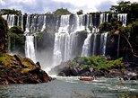 Excursão às Cataratas do Iguaçu (lado Brasil) saindo de Puerto Iguazu. Puerto Iguaz�, ARGENTINA