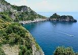 Tour the Sea Grottoes of the Amalfi Coast. Salerno, ITALY