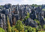 One day Stone Forest and Nuohei Yi Village Tour. Kunming, CHINA