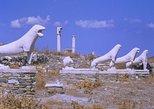 DELOS, the island of god Apollo,
