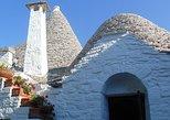 Private guided tour in Alberobello with free tasting: discovering the trulli, Alberobello y Locorotondo, ITALIA
