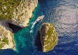 Paxos Antipaxos Blue Caves Cruise, Corfu, GRECIA