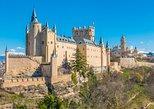 Recorrido de un día completo en Ávila y Segovia desde Madrid. Madrid, ESPAÑA